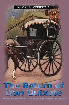 The Return Of Don Quixote (Paperback)