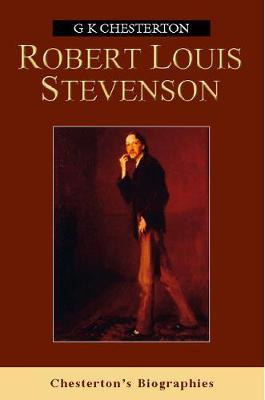 Robert Louis Stevenson (Paperback)