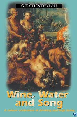 Wine, Water And Song (Paperback)