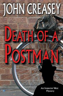 Death of a Postman - Inspector West 19 (Paperback)