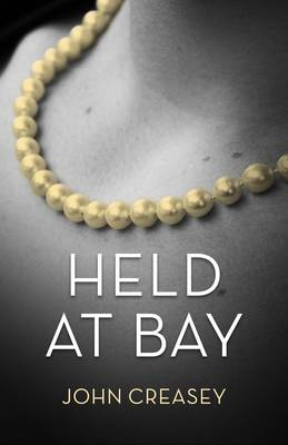 Held At Bay: (Writing as Anthony Morton) - The Baron 4 (Paperback)