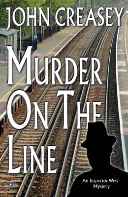 Murder on the Line - Inspector West 27 (Paperback)