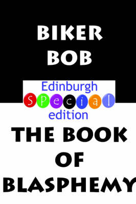 The Book Of Blasphemy (Paperback)