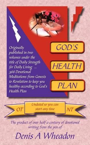God's Health Plan (Paperback)