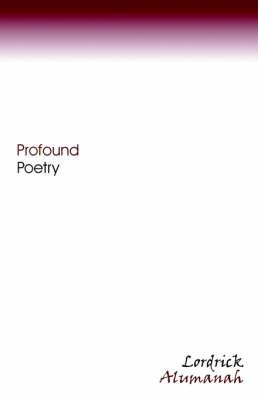 Profound Poetry (Paperback)