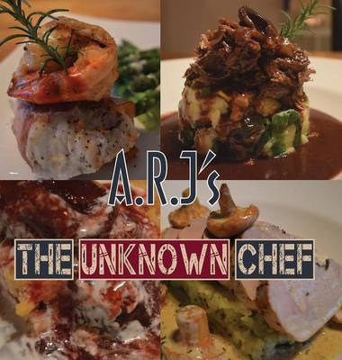 The Unknown Chef (Hardback)