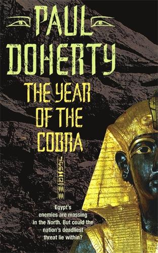 The Year of the Cobra (Akhenaten Trilogy, Book 3): A thrilling tale of the secrets of the Egyptian pharaohs (Paperback)