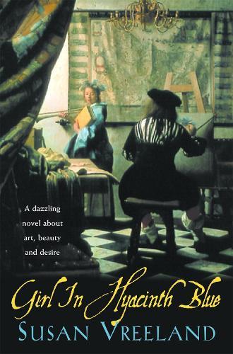 Girl in Hyacinth Blue (Paperback)