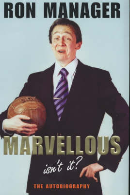Cover of the book, Marvellous.