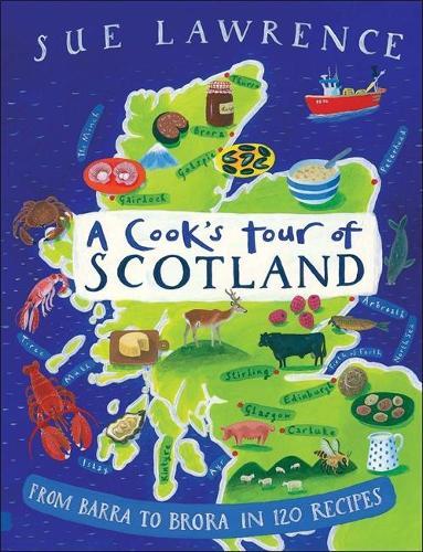 A Cook's Tour of Scotland (Paperback)