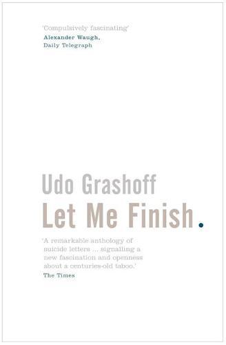 Let Me Finish (Paperback)