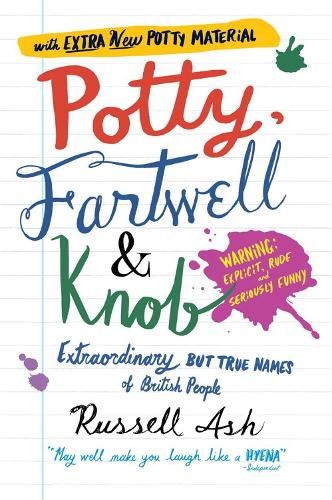 Potty, Fartwell and Knob (Paperback)