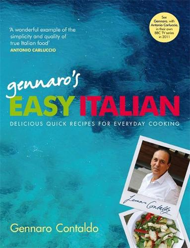 Gennaro's Easy Italian (Paperback)