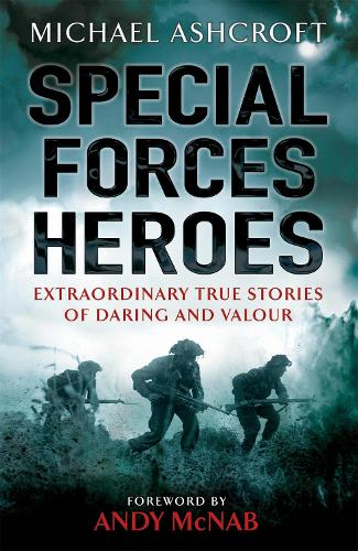 Special Forces Heroes (Paperback)