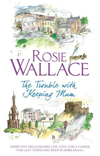 The Trouble with Keeping Mum (Paperback)