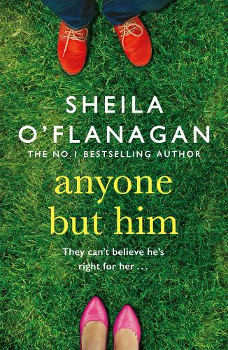 Anyone but Him: A touching story about love, heartache and family ties (Paperback)