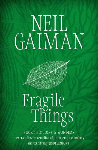 Fragile Things (Paperback)