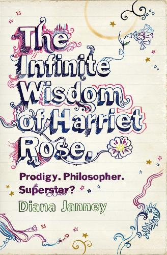 The Infinite Wisdom of Harriet Rose (Paperback)