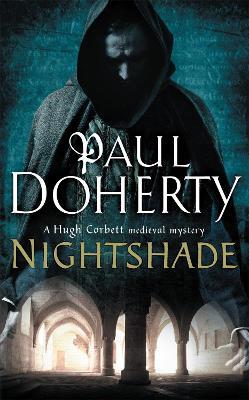 Nightshade (Hugh Corbett Mysteries, Book 16): A thrilling medieval mystery of murder and stolen treasure (Paperback)