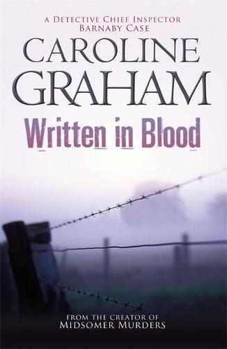 Written in Blood: A Midsomer Murders Mystery 4 (Paperback)