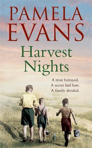 Harvest Nights: A trust betrayed. A secret laid bare. A family divided. (Paperback)