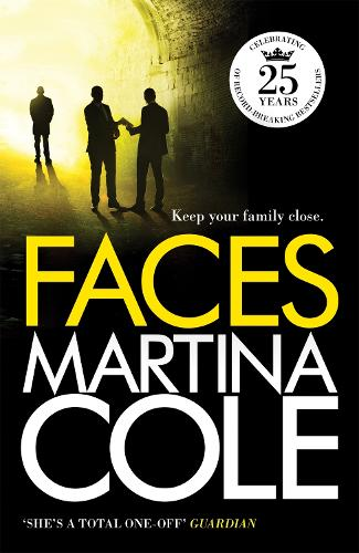 Faces: A chilling thriller of loyalty and betrayal (Paperback)