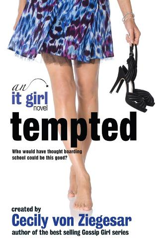 Tempted: An It Girl Novel (Paperback)