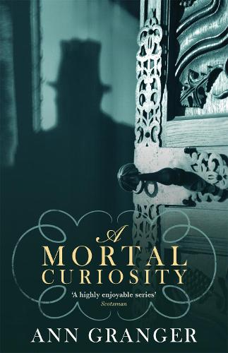 A Mortal Curiosity (Inspector Ben Ross Mystery 2): A compelling Victorian mystery of heartache and murder (Paperback)