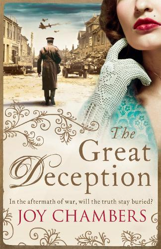 The Great Deception: A thrilling saga of intrigue, danger and a search for the truth (Paperback)