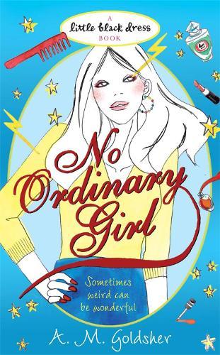 No Ordinary Girl (Paperback)
