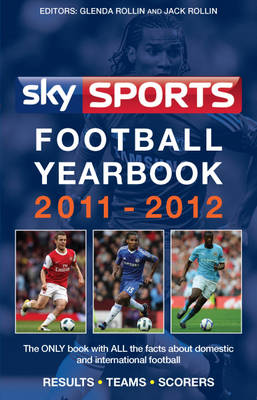 Sky Sports Football Yearbook 2011-2012 (Paperback)