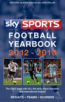 Sky Sports Football Yearbook 2012-2013 (Paperback)
