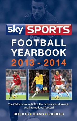 Sky Sports Football Yearbook 2013-2014 (Paperback)