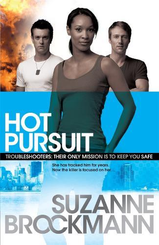 Hot Pursuit: Troubleshooters 15 (Paperback)
