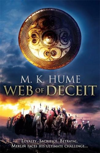 Prophecy: Web of Deceit (Prophecy Trilogy 3): An epic tale of the Legend of Merlin (Paperback)
