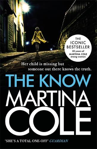 The Know: A dark suspense thriller of violence and vengeance (Paperback)