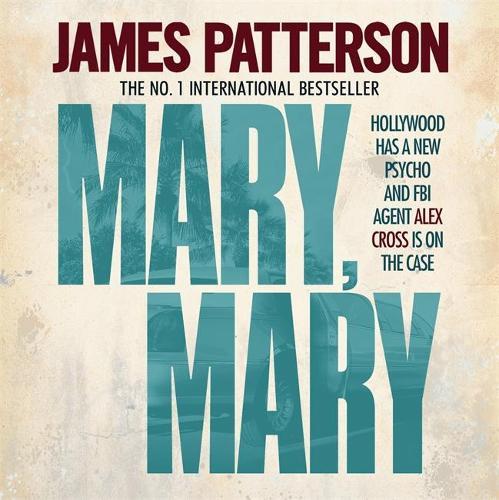 Mary, Mary - Alex Cross (CD-Audio)