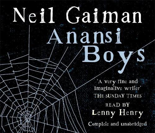 Anansi Boys (CD-Audio)