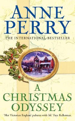 A Christmas Odyssey (Christmas Novella 8): A festive mystery from the dark underbelly of Victorian London - Christmas Novella (Paperback)