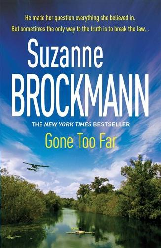 Gone Too Far: Troubleshooters 6 (Paperback)