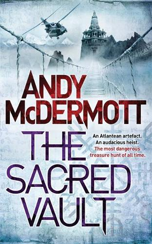 The Sacred Vault (Wilde/Chase 6) - Wilde/Chase (Paperback)