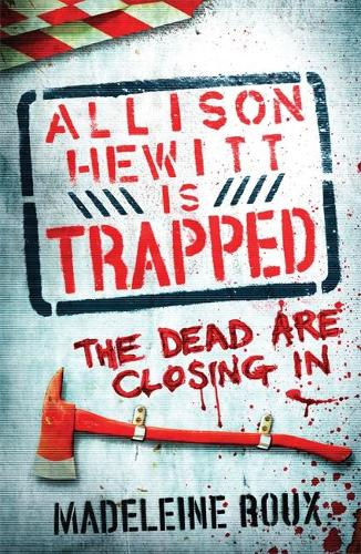 Allison Hewitt is Trapped (Paperback)