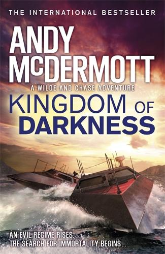 Kingdom of Darkness (Wilde/Chase 10) - Wilde/Chase (Paperback)