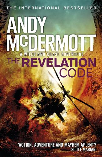 The Revelation Code (Wilde/Chase 11) - Wilde/Chase (Paperback)