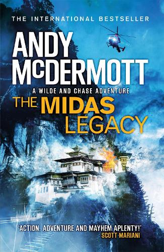 The Midas Legacy (Wilde/Chase 12) - Wilde/Chase (Paperback)