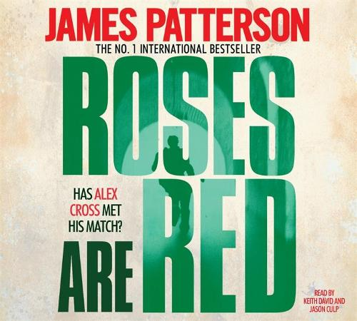 Roses are Red - Alex Cross (CD-Audio)