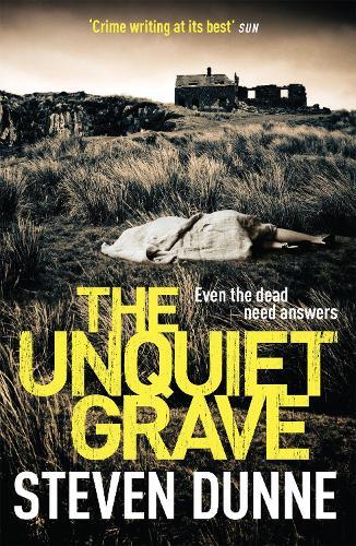 The Unquiet Grave (DI Damen Brook 4) - DI Damen Brook (Paperback)