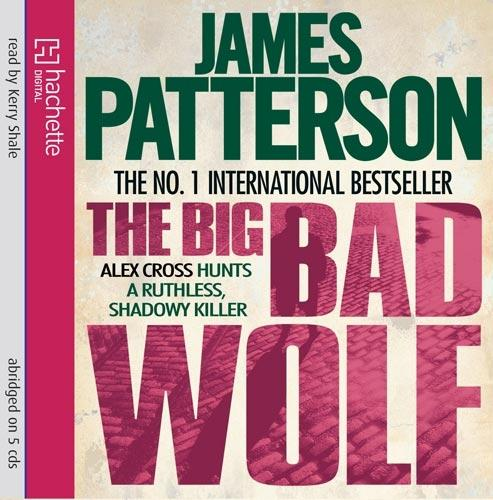 The Big Bad Wolf - Alex Cross (CD-Audio)