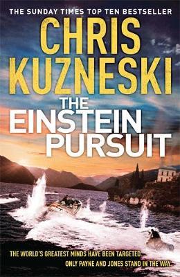 The Einstein Pursuit - Payne & Jones 8 (Hardback)