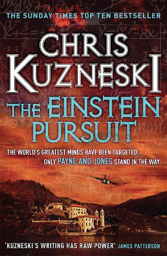 The Einstein Pursuit (Payne & Jones 8) - Payne & Jones (Paperback)